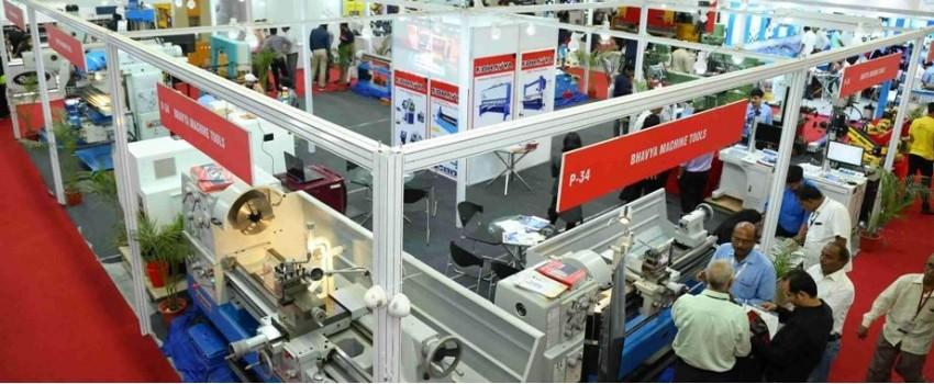 India Machine Tools Show