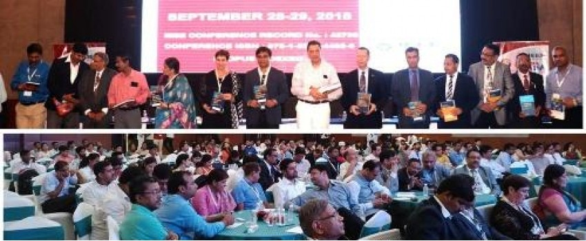 International Conference on Computing, Power and Communication Technologies