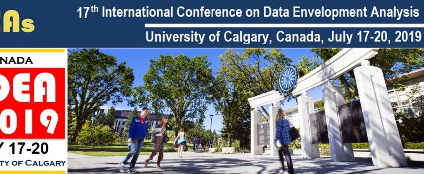 International Conference on Data Envelopment Analysis