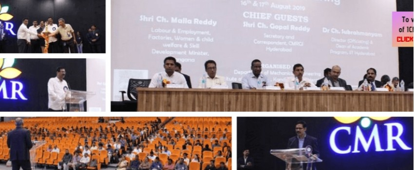 International Conference on Manufacturing, Material Science and Engineering