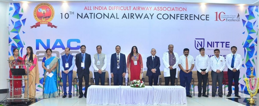 National Airway Conference of All India Difficult Airway Association