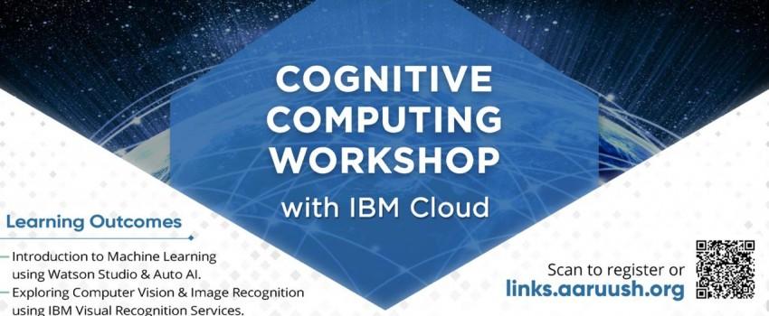 Cognitive Computing Workshop