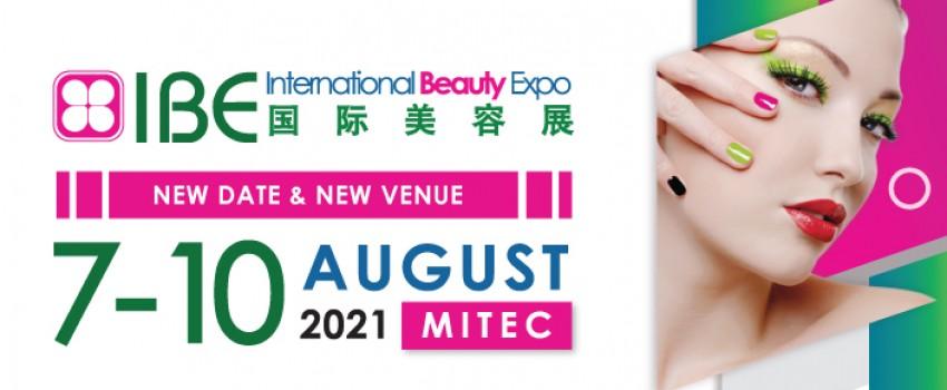 IBE International Beauty Expo 2021