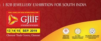 Gem & Jewellery India International Fair