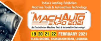 MachAuto Expo 2021 Machine Tools & Automation Technology,