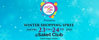 THE POP-UP FLEA MARKET: WINTER SHOPPING SPREE