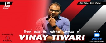 Does Witty & Vinay Rhyme?