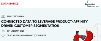 Connected Data to leverage product-affinity driven customer segmentation