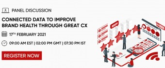 Connected Data To Improve Brand Health Through Great CX