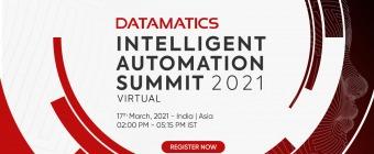 Intelligent Automation Summit 2021