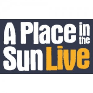 A PLACE IN THE SUN LIVE - LONDON
