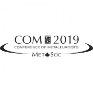 CONFERENCE OF METALLURGISTS - COM