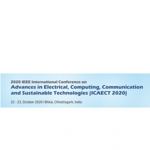 International Conference on Advances in Electrical, Computing, Communications and Sustainable Technologies