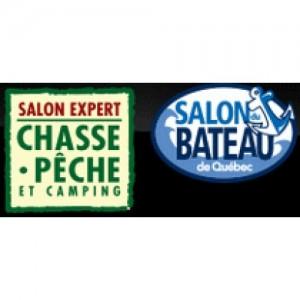 SALON EXPORT - CHASSE, PÊCHE ET CAMPING - QUÉBEC