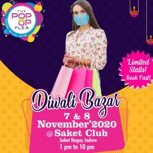 The Pop-Up Flea Diwali Bazar 2020