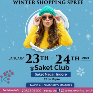 Winter Shopping Spree-EventsGram