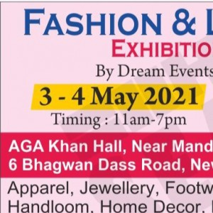 Fashion & Lifestyle Exhibition 2021 by Dream Events