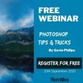 FREE Photoshop Webinar