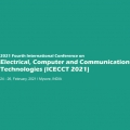 International Conference on Electrical, Computer and Communication Technologies Conference