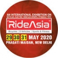 RideAsia-2020 Exhibition on Bicycles, E-vehicles, Toys, Sport & Fitness
