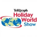 TELEGRAPH HOLIDAY WORLD SHOW - BELFAST