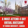 Virtual Bootcamp by Huron University, Canada