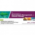 World Congress on Environment Management and Climate Change