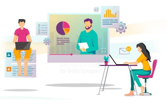 Online Event Platform For Webinar