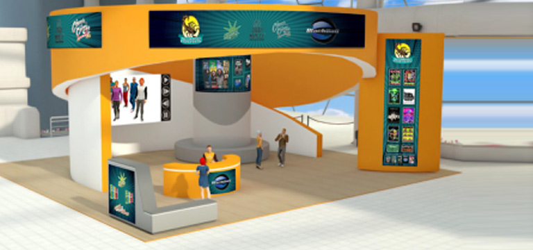 Virtual Exhibitor Booths